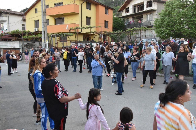 Ромска веселба за Гергьовден в Симитли