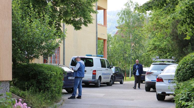 Тубдиспансерът в Благоевград е в нокдаун след акцията на полицията