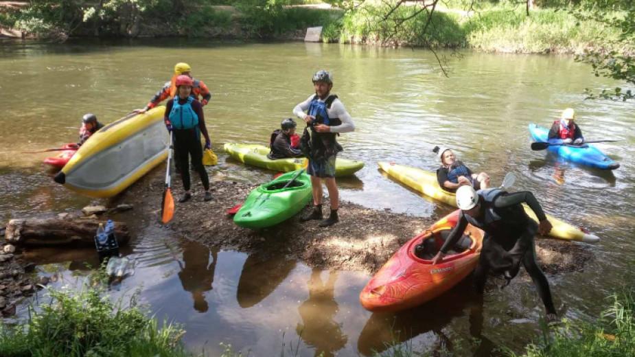 Воден поход по горното течение на Струма