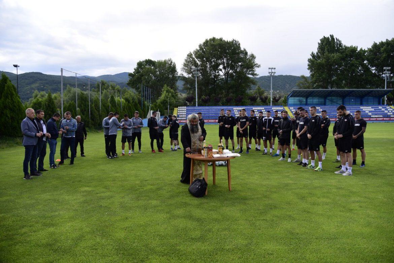 Футболистите на симитлийския тим – Септември Симитли, се събраха на първа тренировка за новия сезон