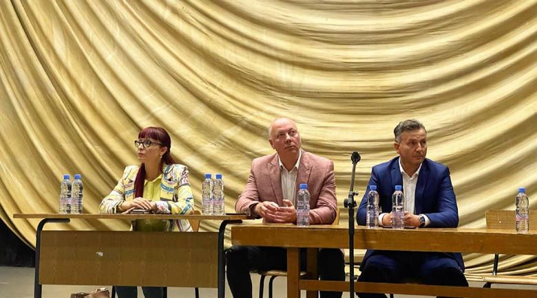 Росен Желязков: За кмет на Благоевград подкрепяме опитен човек, професионалист