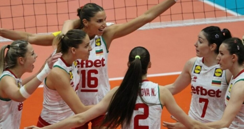 България спечели Златната лига по волейбол