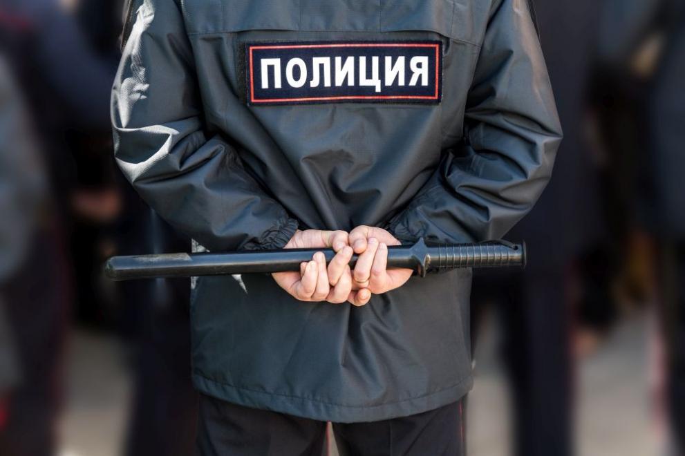 Съдът в Дупница наложи наказание на софиянка, ударила полицай