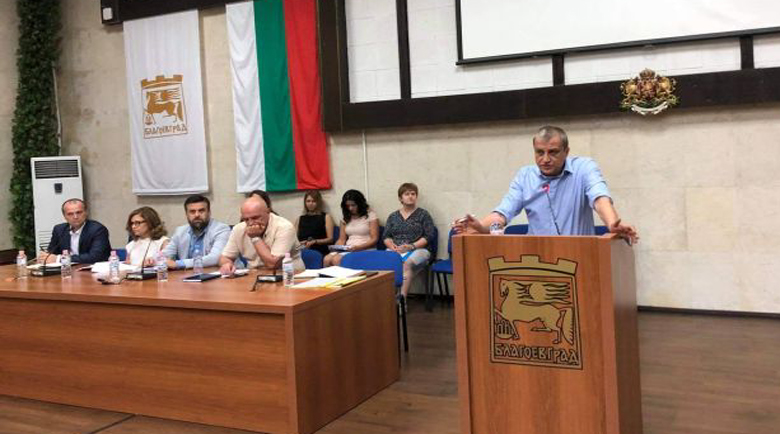 Съветниците гласуваха структурата на новата администрация