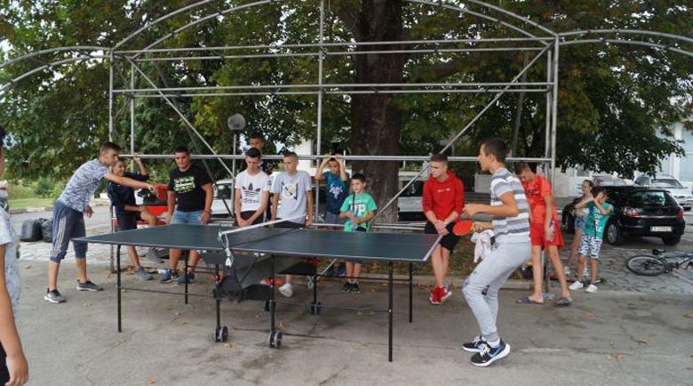 Вдъхновяващ спортен празник ще предизвика много емоции и усмивки сред децата от община Струмяни