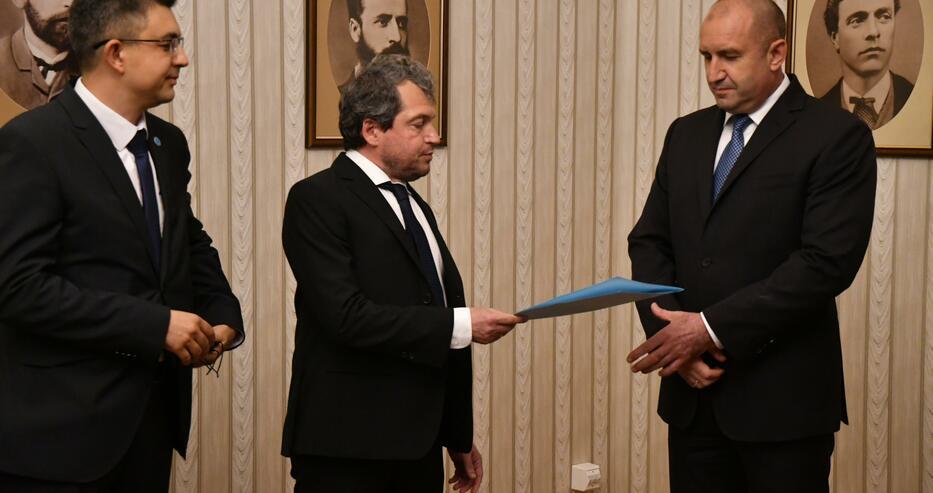 Пламен Николов посочи кои ще са петте му приоритета като премиер на България