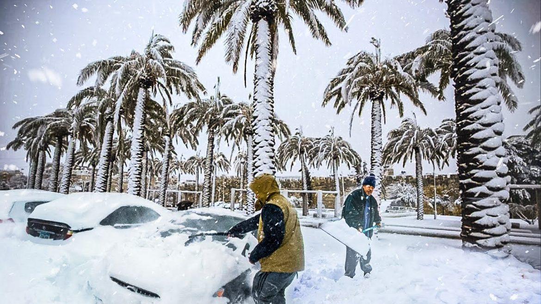 Сняг в Бразилия