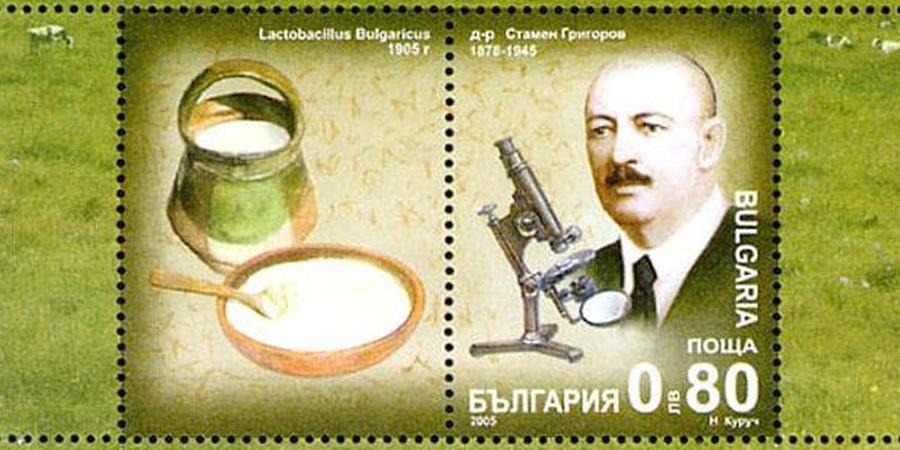 Oткривателя на лактобацилус булгарикум