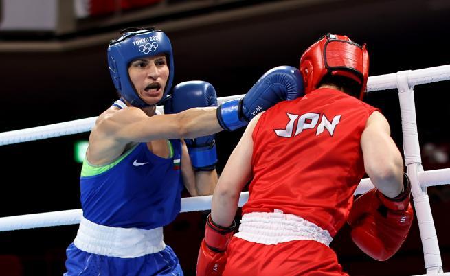 Стойка Кръстева стана първата българка на финал на Олимпиада в женския бокс