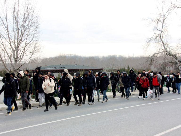 Гръцките граничари са нащрек за новата вълна от мигранти