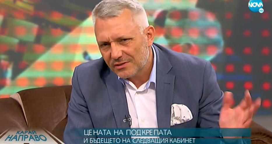 Адв. Хаджигенов: Слави е Бог и Тошко е неговият пророк? Няма да правим коалиция с тях