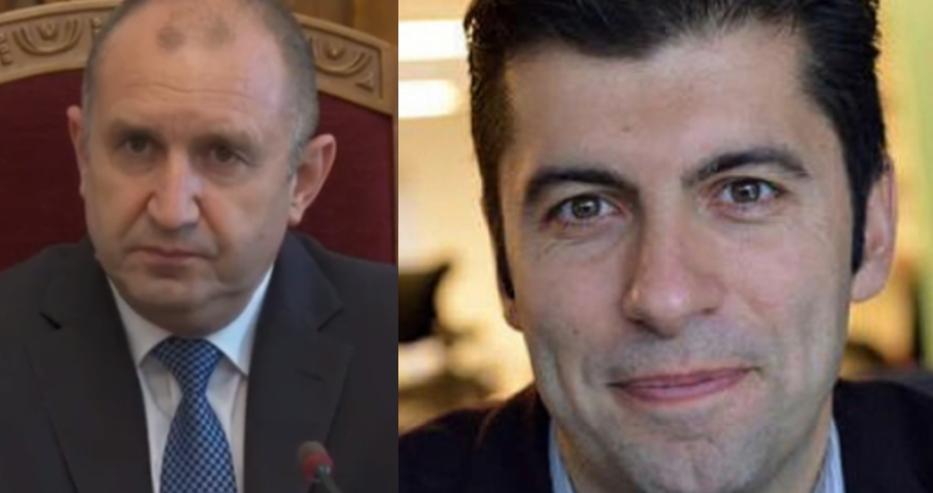 Президентът защити Кирил Петков