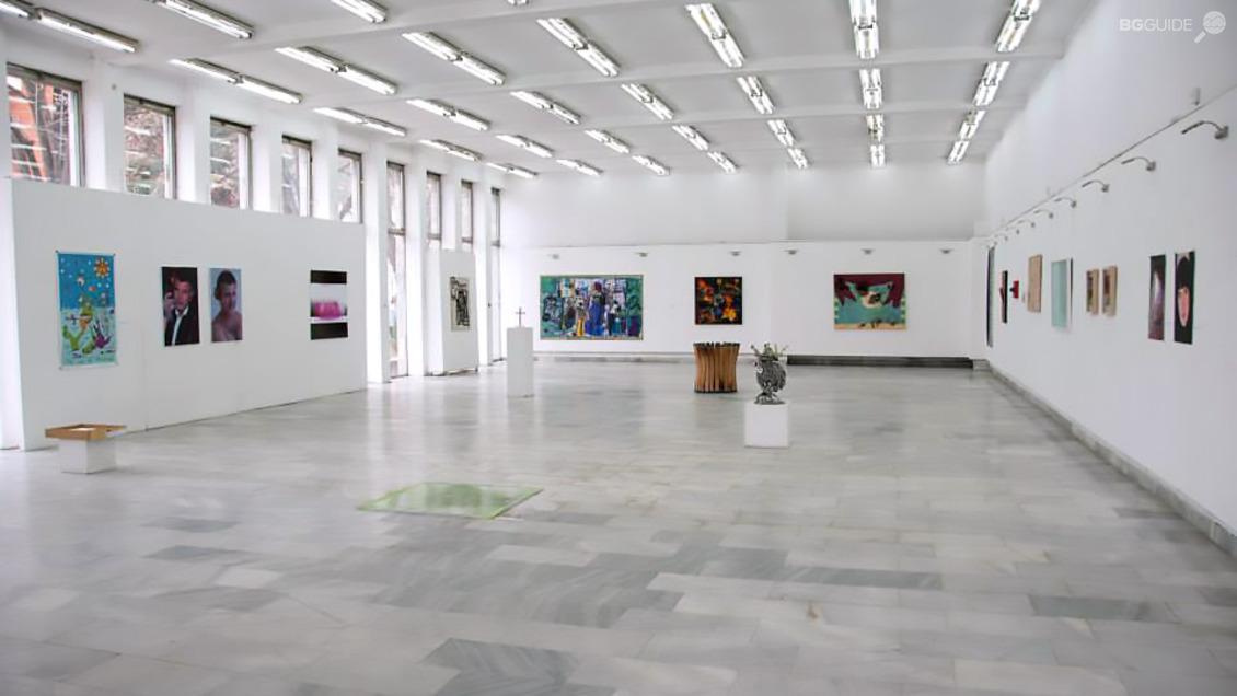 """Изложба  """"Струмско лято"""" в Градската художествена галерия"""