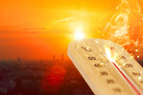 Гърция се бори с най-тежката жега от десетилетия