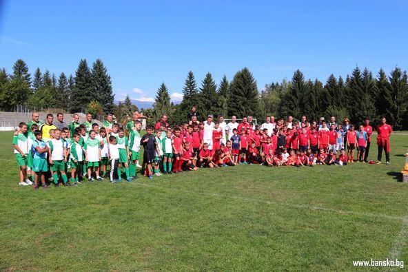 Спортен клуб на ветераните в подкрепа на детския футбол