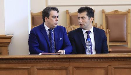 Кирил Петков обяви: Ще участва в изборите с Асен Василев