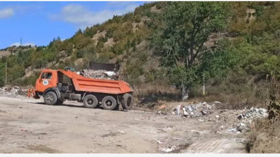 Спешно почистват нерегламентираните сметища на територията на Благоевград