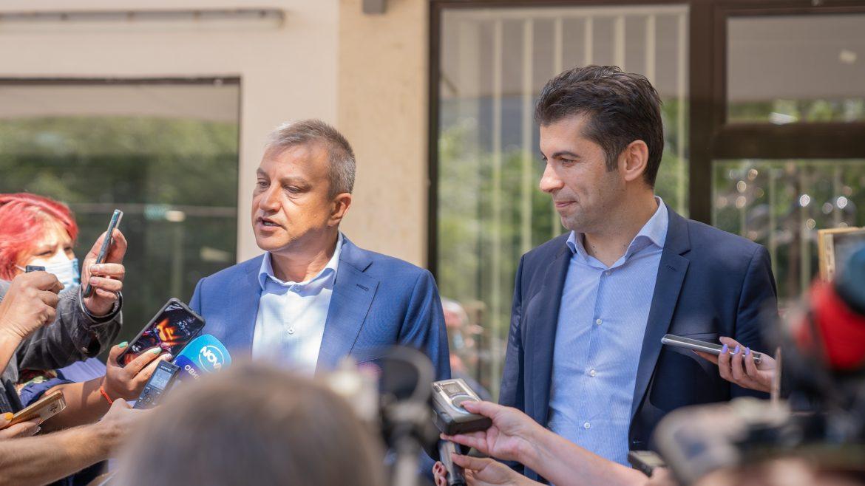 Министър Кирил Петков: Благоевград може да бъде икономически пример за България