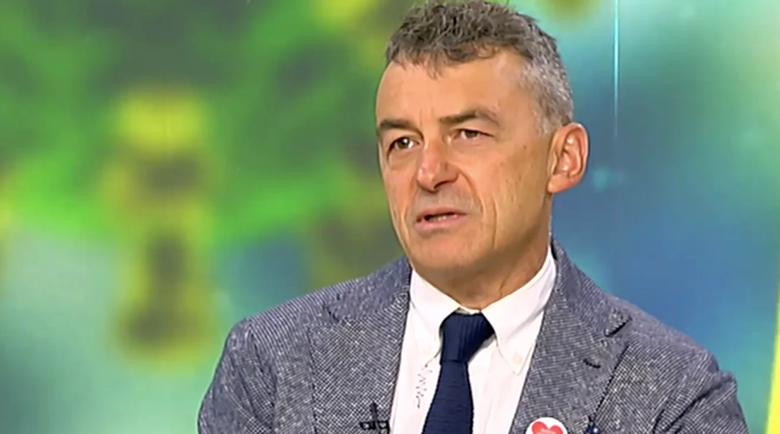 Проф. Иво Петров обясни връзката между ваксините и тромбозата