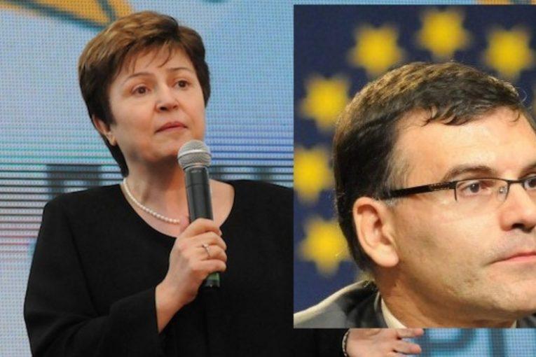 Голям международен скандал с България: Кристалина Георгиева и Симеон Дянков са оказвали натиск в полза на Китай