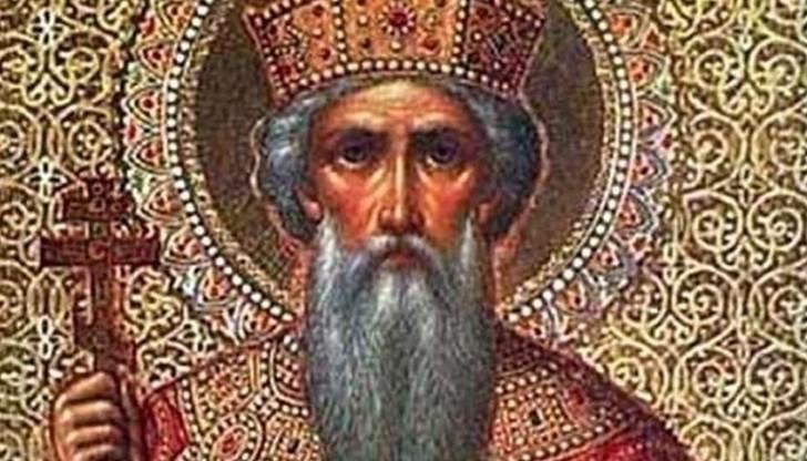 На 24 септември почитаме паметта на Свети Владислав Сръбски