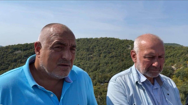 Борисов: Най-добре е да има кандидатура на демократичната общност срещу диктатурата на Радев