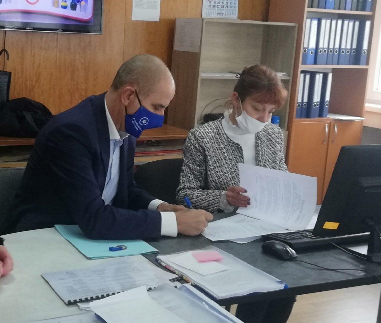 Цветан Цветанов е водач на листата на Национално обединение на десницата в Благоевград