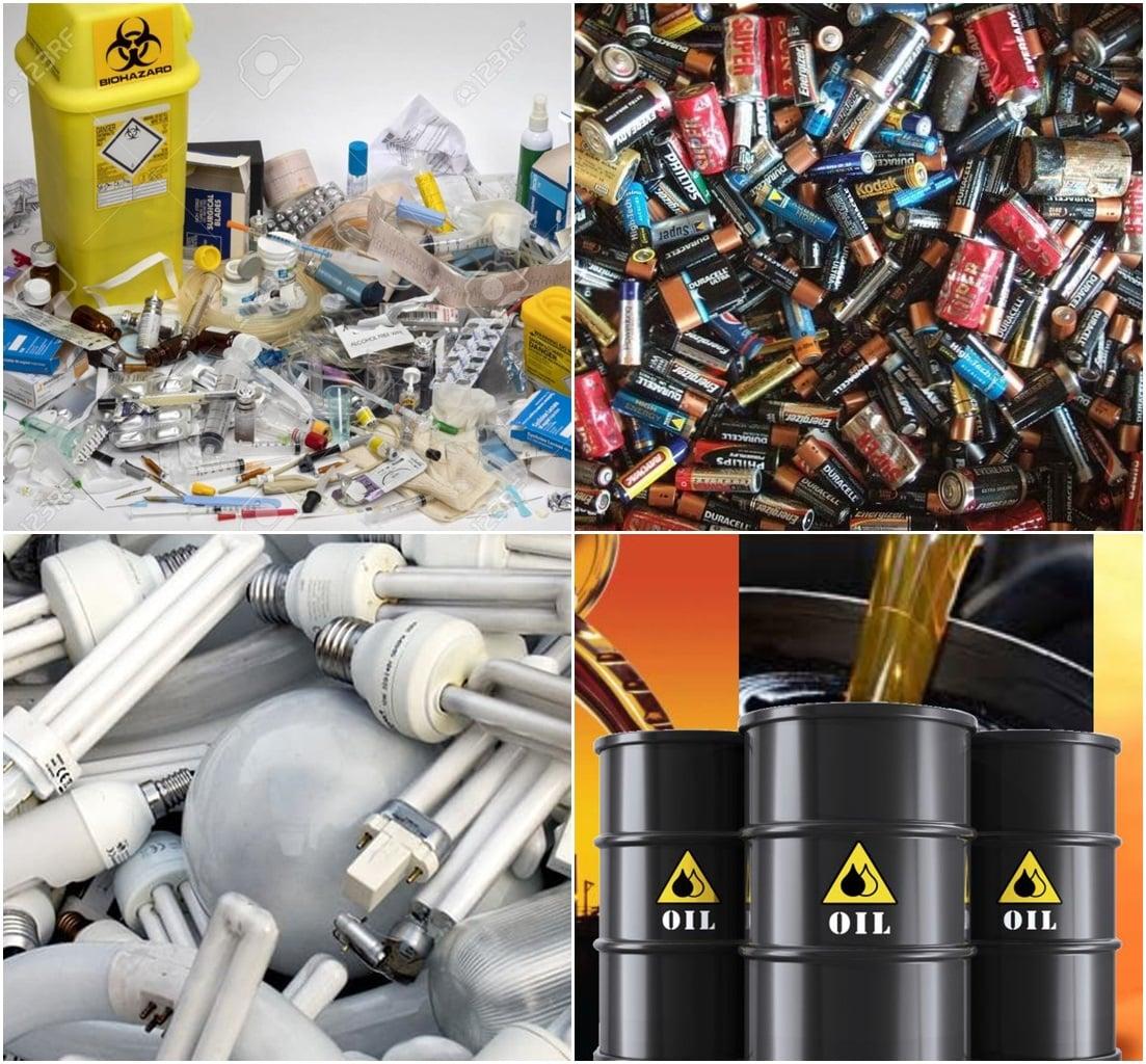 Община Банско организира кампания за събиране на следните видове отпадъци