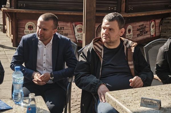 Делян Пеевски: Категорично подкрепям желанието на кметовете за по-голяма децентрализация, развитието на българските общини е приоритет за мен!