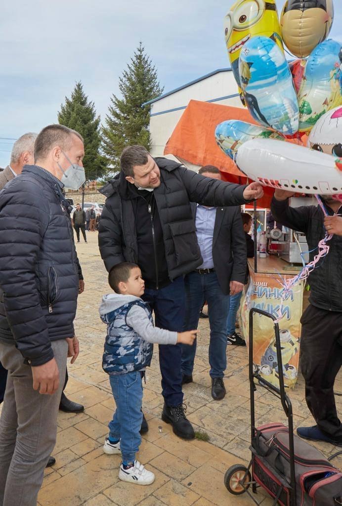 Делян Пеевски : Най-големият капитал на Родината са хората!