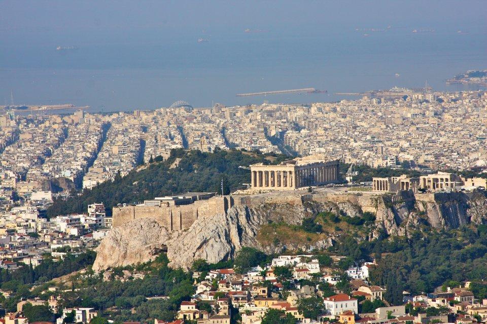 Промяна на движението в Гърция