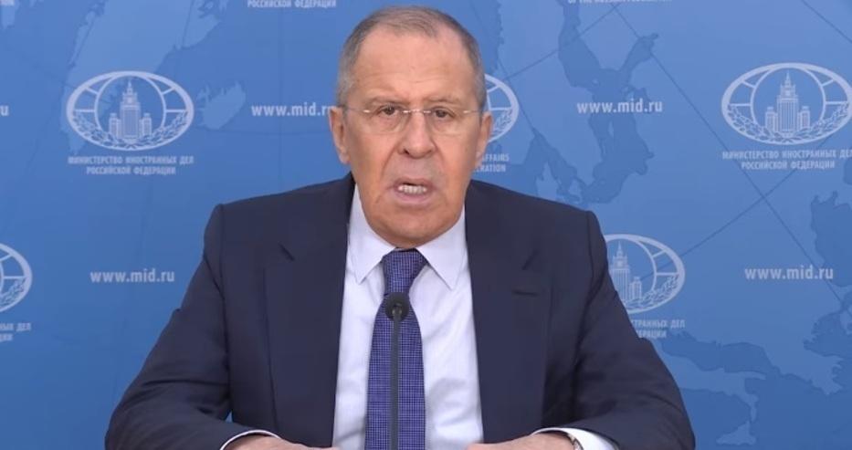 От първи ноември Русия закрива постоянното си представителство в НАТО