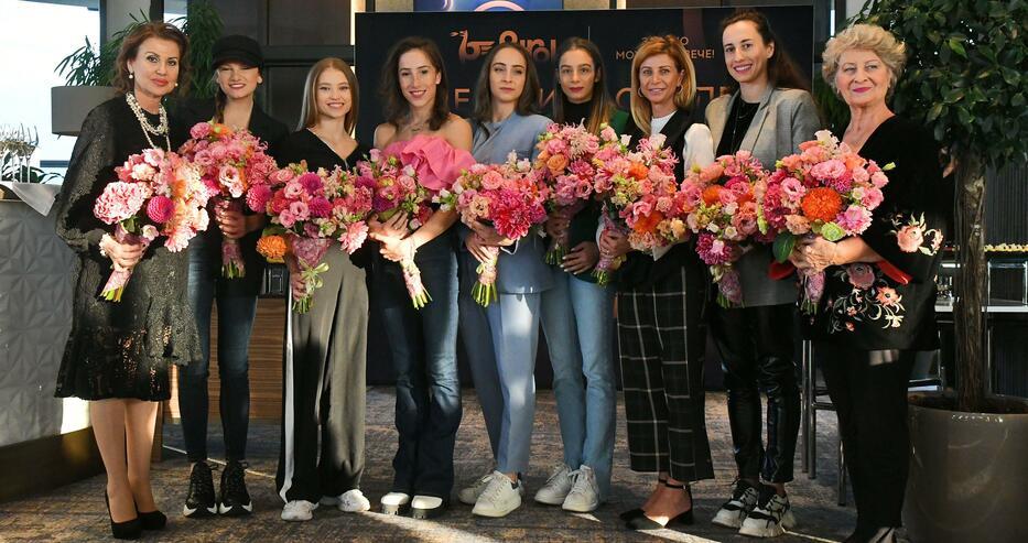 Българският ансамбъл по художествена гимнастика спечели златен медал в Гран При (Марбея, Испания)
