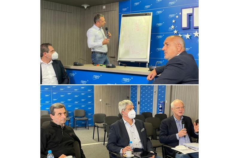 Бойко Борисов: Решенията на служебното правителство на Радев са панически и ненавременни