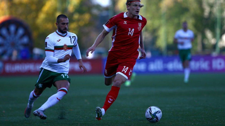 Националният отбор на България бе разбит от аутсайдера Литва