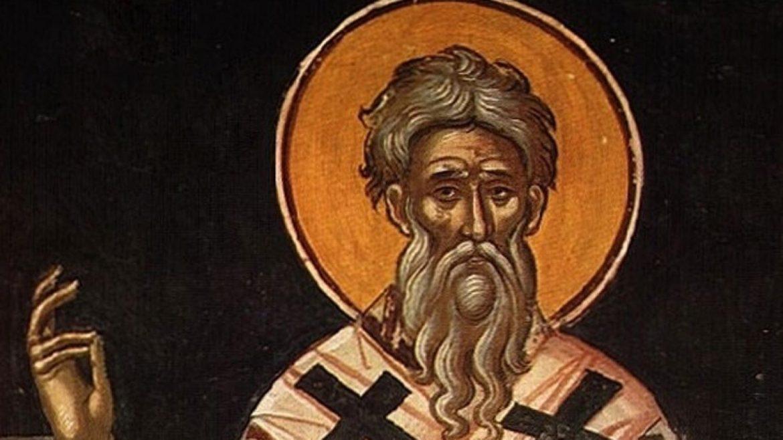 На 3 октомври православната църква почита паметта на Свeти Дионисий Ареопагит
